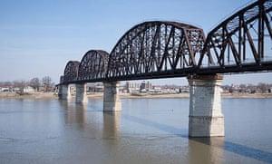 Big Four Pedestrian Bridge, Louisville