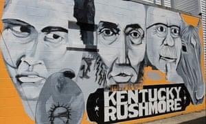Kentucky Rushmore, Louisville