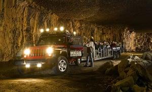 Mega Cavern, Louisville