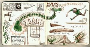 Jeffrey Brown Sketchbooks: Illustrators sketchbooks