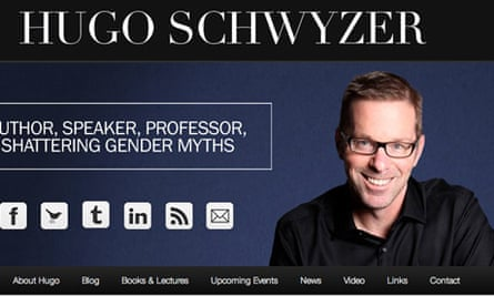 Hugo Schwyzer's website