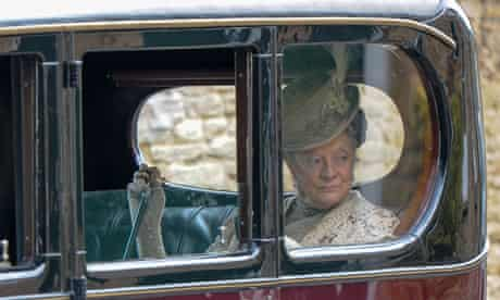 Downton Abbey Dame Maggie Smith