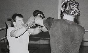 tony abbott oxford boxing