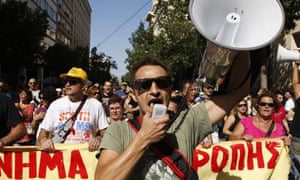 Anti-austerity protests in Athens, Greece KeystoneUSA-ZUMA / Rex Features
