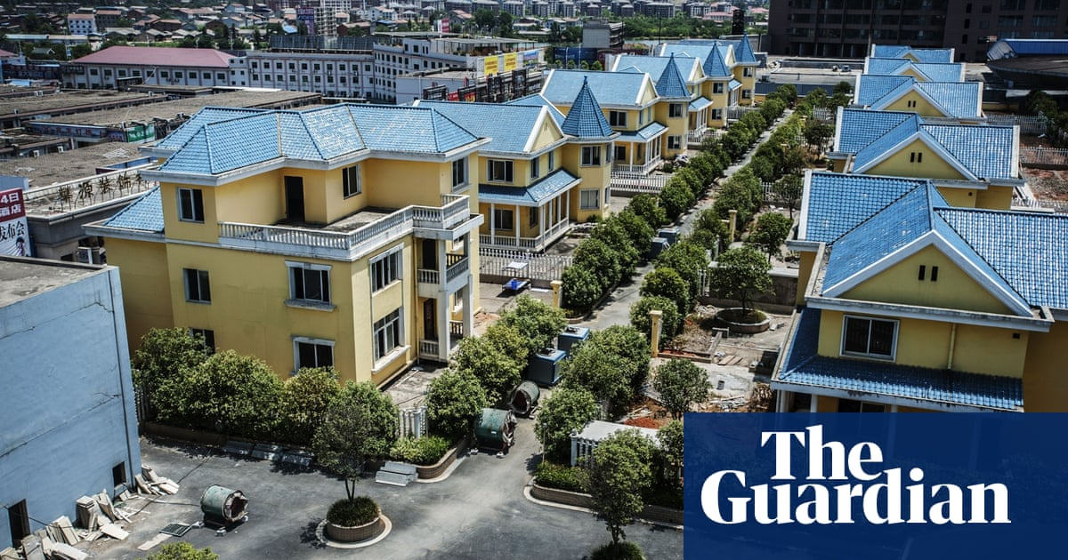 Rooftop Cities Beijing S Mountain Penthouse Reveals A New Building Boom Art And Design The Guardian