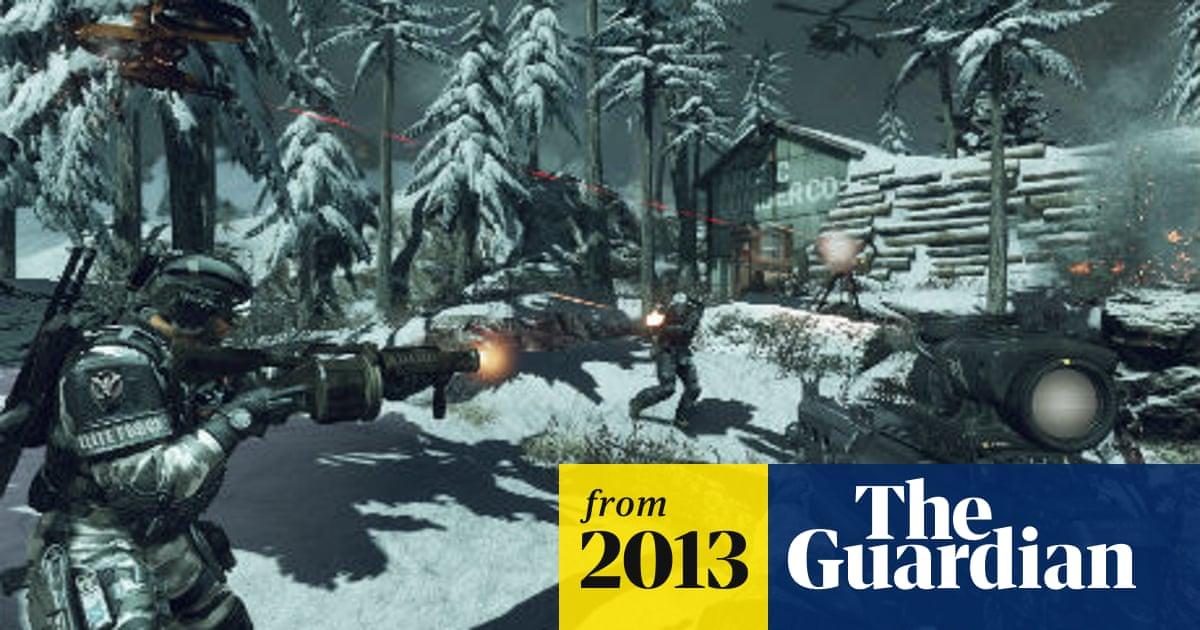 Call of Duty: Ghosts – the billion-dollar new beginning
