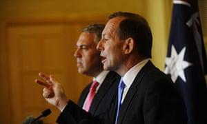 Tony Abbott Joe Hockey
