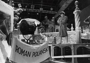 Polanski: Roman Polanski on the set of The Fearless Vampire Killers