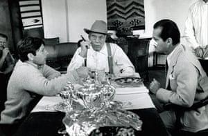 Polanski: John Huston, Jack Nicholson and Roman Polanski, Chinatown
