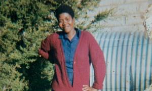 Matsepang Ntsoele - Marikana widow