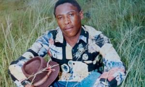 Marikana miner Molefi Ntsoele