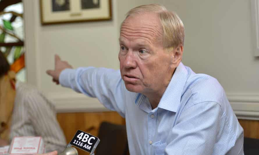 Peter Beattie: bad news from poll.