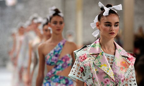 Fashion Designer Alannah Hill Walks Away From Label She Created Fashion The Guardian