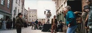 Roman Polanski: Polanski directing eleven year old Barney Clark in Oliver Twist