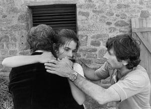 Roman Polanski: Polanski directing Peter Firth and Nastassja Kinski in Tess