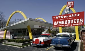 McDonald's number 1