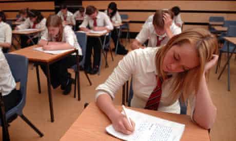 gcse exam overload