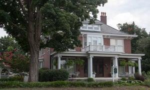 The Timothy Demonbruen House, NASHVILLE