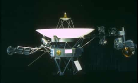 Voyager spacecraft, (unspecified 1 of 2)