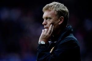 Swansea v United: A thoughtful David Moyes