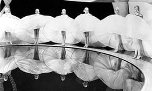 Busby Berkeley film Gold Diggers