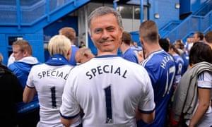 Jose Mourinho mask