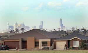 Australia housing house stock