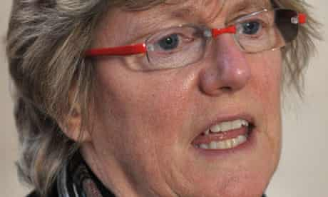 Interim chief medical officer Dame Sally
