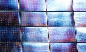 solar panels climate