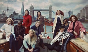 Marks & Spencer's Britain's Leading Ladies