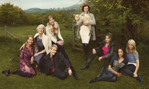 Marks & Spencer's Britain's Leading Ladies campaign