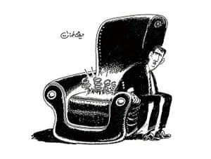 Ali Ferzat: Armchair
