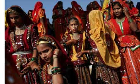 Indian girls and social norms