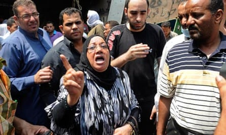 Egypt: masscare of police raises fears of al-Qaida activism