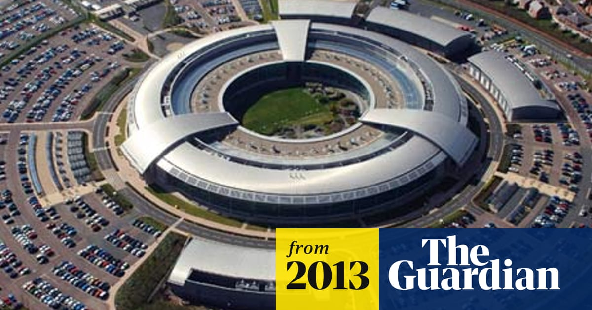 GCHQ: inside the top secret world of Britain's biggest spy