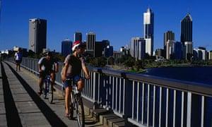 Cycling Perth
