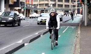 Cycling Sydney