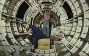 rosie: fuselage section