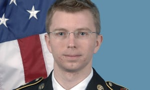 United States Army photograph of Bradley Manning - 26 Apr 2012