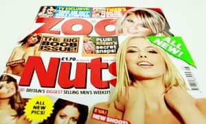 Nuts and Zoo magazines