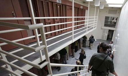 The California prison of Crescent Bay