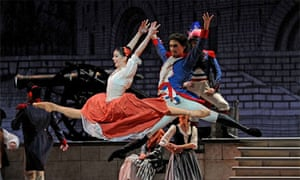 Bolshoi Ballet: The Flames of Paris