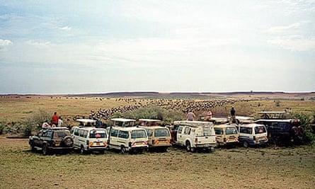 Masai Mara buses