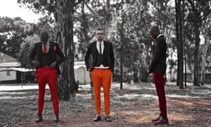 African photo - Tailored Gang
