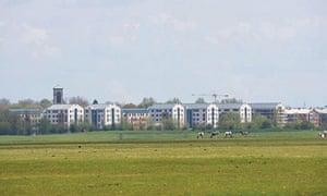 Castle Mill housing