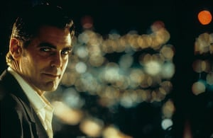 Elmore Leonard: George Clooney in Out Of Sight, 1998
