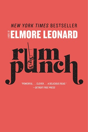 Elmore Leonard: Rum Punch, 1992, was adapted into the film Jackie Brown in 1997 by Quentin