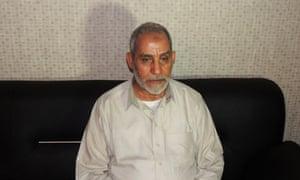 Mohammed Badie detention