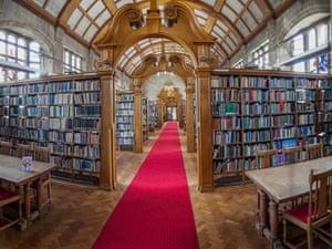 universitylibraries: Bangor University's Main Library