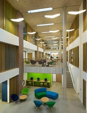 universitylibraries: St Chad Building